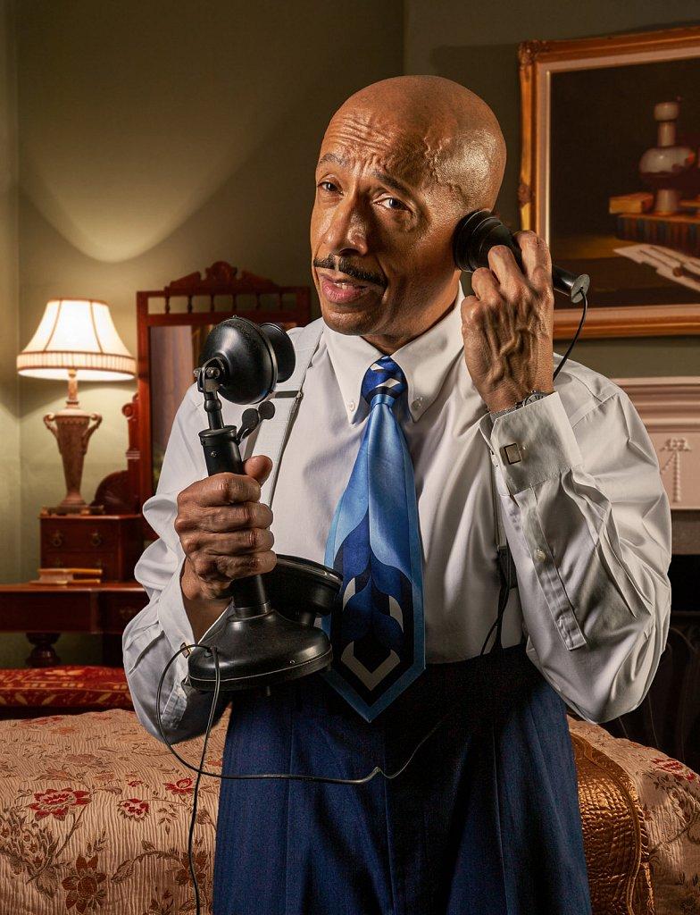 Calling Room Service